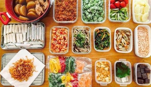 節約にはお弁当が大活躍!作り置きを詰めるだけの簡単お弁当